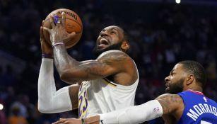 Lakers venció a Clippers por primera vez en la temporada
