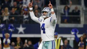 Cowboys nombró Jugador Franquicia a Dak Prescott