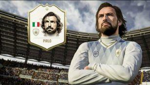 Andrea Pirlo en el FIFA 20