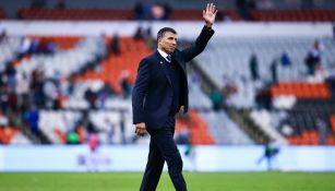 José Luis Higuera: 'Fue un error no contratar a Siboldi como DT de Chivas'