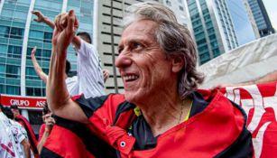 Jorge Jesus, entrenador de Flamengo