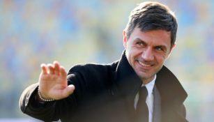 Paolo Maldini, directivo del Milan