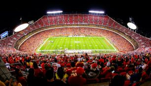 Arrowhead Stadium, casa de los Chiefs de Kansas City