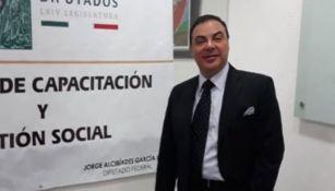Jorge Alcibíades García,  legislador de Baja California