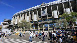 Santiago Bernabéu se convertirá en centro de abasto para material sanitario