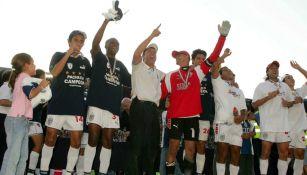 Pachuca campeón del Clausura 2006