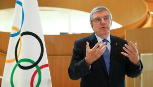 Thomas Bach: 'Los clasificados a Tokio 2020 siguen clasificados'