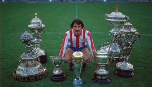 Fallece José Luis Capón, leyenda del Atlético de Madrid