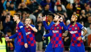 Jugadores del Barcelona aceptaron rebaja de sueldo del 70 por ciento