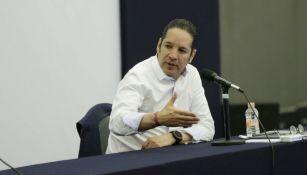 Francisco Domínguez Servién, Gobernador de Querétaro