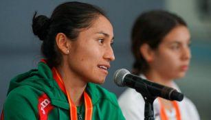 Lupita González, subcampeona olímpica y mundial de marcha