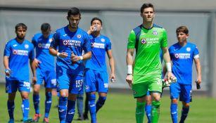 Equipo Sub 20 de Cruz Azul