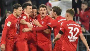 Bayern Munich volverá a los entrenamientos pese a coronavirus