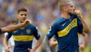 Darío Benedetto expresó su deseo de volver a Boca Juniors