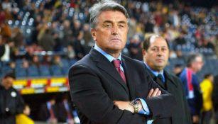 Antic es un técnico histórico en la Liga de España