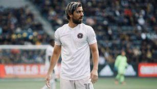 Rodolfo Pizarro aún sueña con jugar en Europa