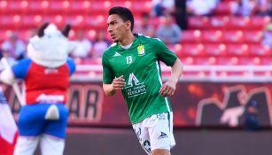 León regresará a los entrenamientos la próxima semana, reveló Ángel Mena