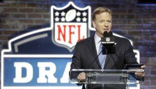 Draft de la NFL será para recaudar fondos