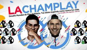 La Champlay encontrará a 16 deportistas y artistas
