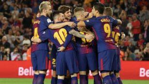 Así serían los nuevos uniformes del Barcelona