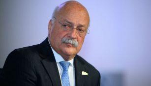 Enrique Bonilla, en Congreso de FIFA