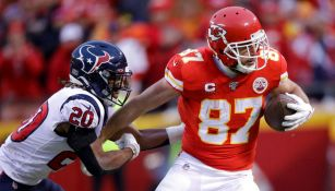 Kansas City Chiefs iniciará defensa del título contra Texans