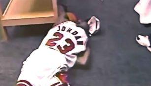 Michael Jordan ganó un título en el Día del Padre