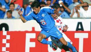 Ricardo Osorio: 'Cruz Azul tendrá que empezar desde cero cuando se reanude el torneo'