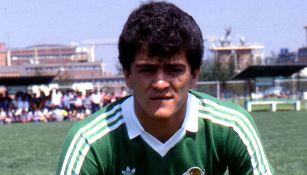 Carlos Hermosillo confesó que fue 'cachirul' con Selección Mexicana