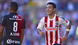 Chivas goleó al Atlas en los Cuartos de Final del Clausura 2015