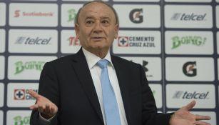 Billy Álvarez: 'Lo mejor sería dar por terminado el Clausura 2020'