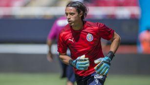 Antonio Rodríguez previo a un duelo con Chivas