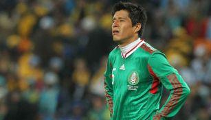 Ricardo Osorio tras la eliminación de México en Sudáfrica 2010