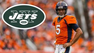 Joe Flacco firmó con los New York Jets