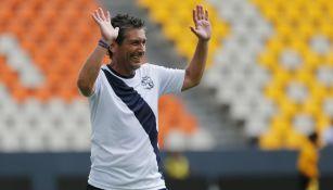 Búfalo Poblete será el nuevo director deportivo del Puebla