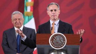 OMS invitó a López -Gatell a ser parte del reglamento sanitario
