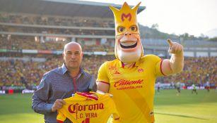 Juan Carlos Vera sobre mudanza de Monarcas: 'En Mazatlán no les gusta el futbol'