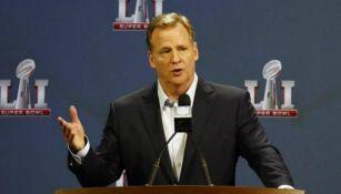 Comisionado de la NFL: 'Se necesitan acciones urgentes por caso George Floyd'