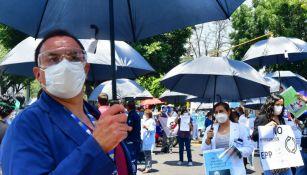 México sigue a la alza en casos de infectados con coronavirus