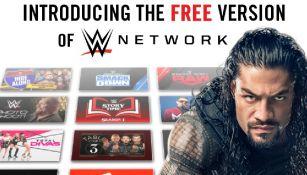 WWE presentó la nueva versión gratuita de WWE Network