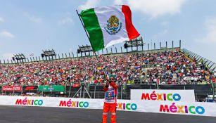 Gran Premio de México mantiene sus fechas