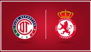 Toluca y Cultural Leonesa se unieron en el proyecto #FutbolFuturo