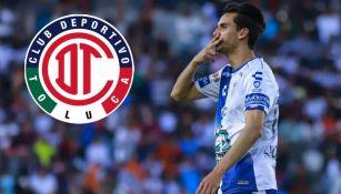 Raúl 'Dedos' López en acción con Pachuca