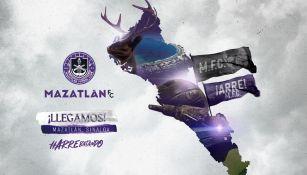Mazatlán FC, nuevo equipo de la Liga MX