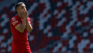 Toluca: Diablos Rojos anunció siete positivos por Covid-19