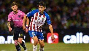 Chivas: Oribe Peralta reveló que no ha tenido en Guadalajara los minutos que esperaba