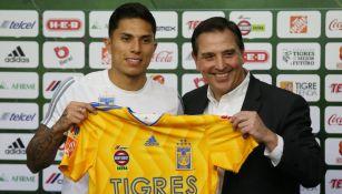 Tigres: Miguel Ángel Garza se va del club; regresa el 'Inge' Rodríguez