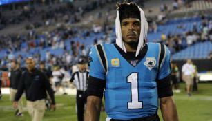 NFL: Cam Newton, del estrellato a no encontrar equipo