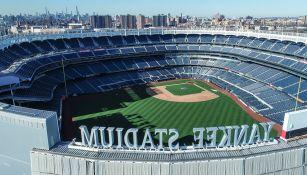 Panorámica del Yankee Stadium