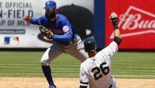 Mets vs Yankees en la MLB